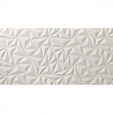 3D Angle White Matt  40x80