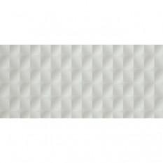 3D Mesh White Matt  40x80