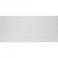 3D Line White Matt 30,5x56