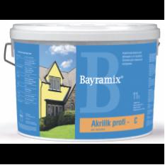 Водоэмульсионная, интерьерная краска Akrylik Profi База A